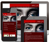 Responsive Design - mobile Website